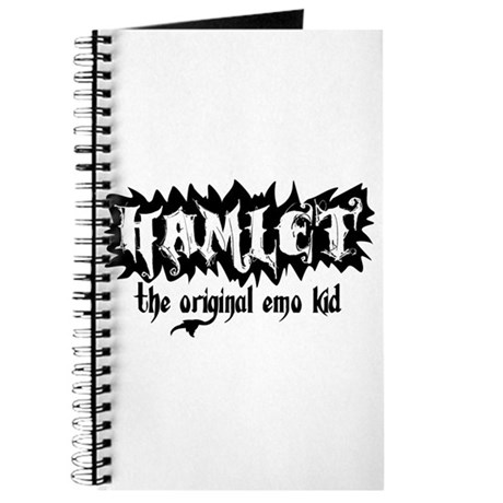 Hamlet: Original Emo Journal