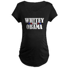 Whitey for Obama T-Shirt