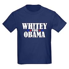 Whitey for Obama T