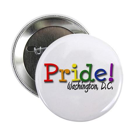"Washington DC Gay Pride 2.25"" Button"