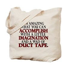Wad of Duct Tape Tote Bag