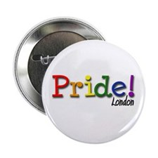 "London Gay Pride 2.25"" Button"