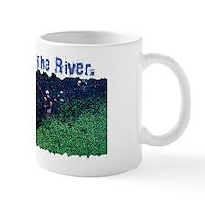 River Fishing Mug