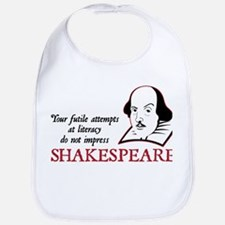Shakespeare Literacy Bib