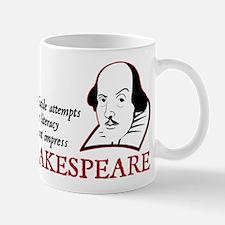 Shakespeare Literacy Mug