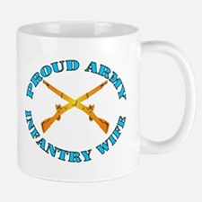 Infantry Wife Mug