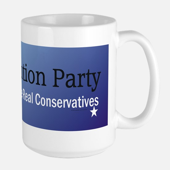 Constitution Party Large Mug
