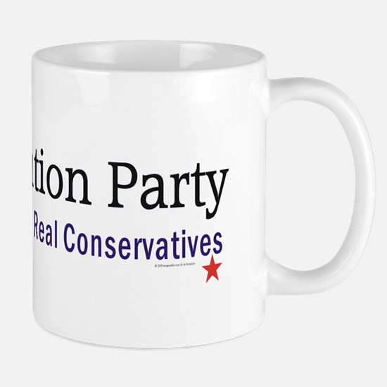 Constitution Party Mug
