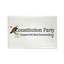 Constitution Party Teepossible.co Rectangle Magnet