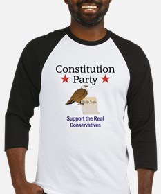 Constitution Party Baseball Jersey