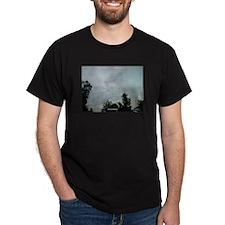 GOD pointing at ELY MN T-Shirt