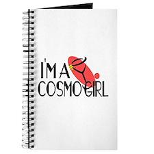 I'm a Cosmopolitan Girl (Cosmo) Journal