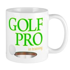 GOLF PRO in training - Coffee Mug