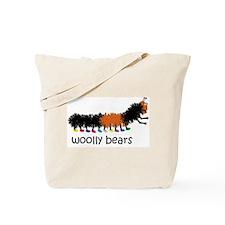 Woolly Bears Tote Bag