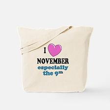 PH 11/9 Tote Bag