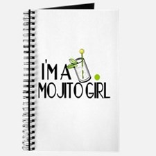 I'm a Mojito Girl Journal