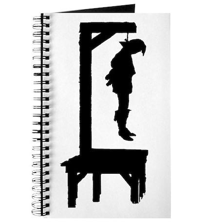 Well Hung Man Journal