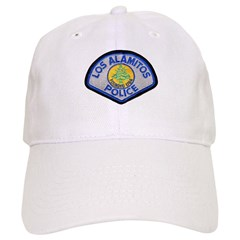 Los Alamitos Police Baseball Cap