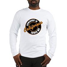 CALIFORNIA Long Sleeve T-Shirt