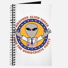 Alien Democratic Voter Journal