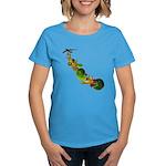 Surreal B-52 Bomber Women's Dark T-Shirt