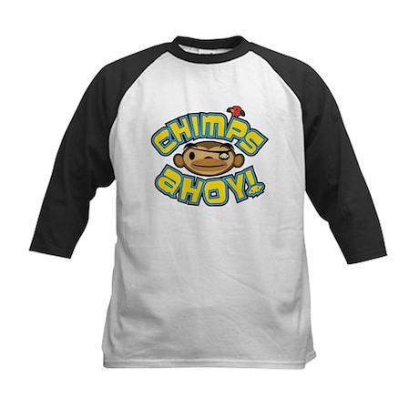 Kids Baseball Logo Jersey