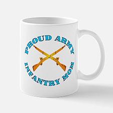 Proud Army Infantry Mom Mug