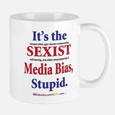 Fight Media Sexism & Bias Mug