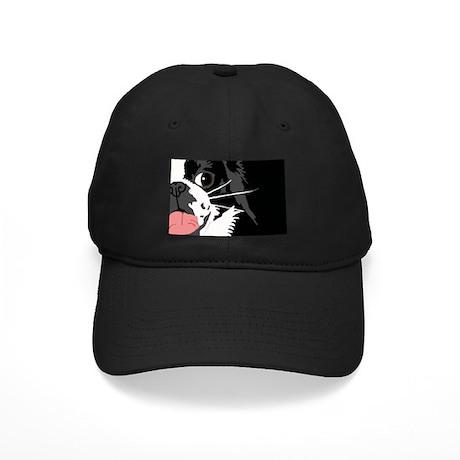 Lucky Chin Benefit Black Cap