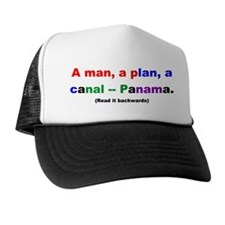 A man, a plan, a canal -- Pan Cap