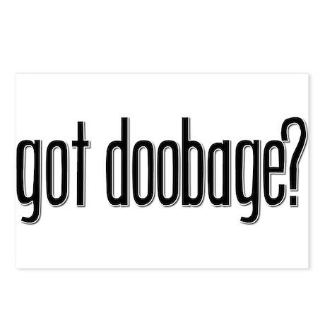 Got Doobage? Postcards (Package of 8)