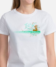 Boating Babe Women's T-Shirt
