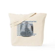All For Christine Tote Bag