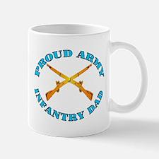 Army Infantry Dad Mug