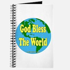 God Bless The World Journal