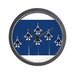 USAF Thunderbirds Wall Clock