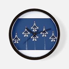 USAF Thunderbirds Wall Clock