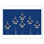 USAF Thunderbirds Small Poster