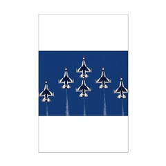 USAF Thunderbirds Posters
