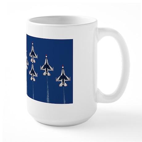 USAF Thunderbirds Large Mug