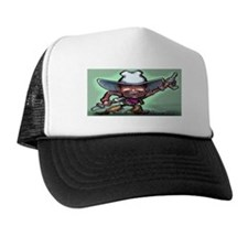 Cute Country musician Trucker Hat