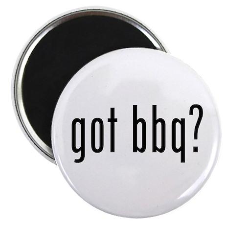 got bbq? Magnet