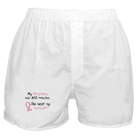 Big Muscles 1.1 (Grandma) Boxer Shorts