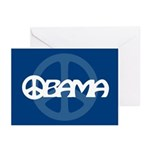 Obama Peace Greeting Cards (Pk of 10)