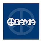 Obama Peace Tile Coaster
