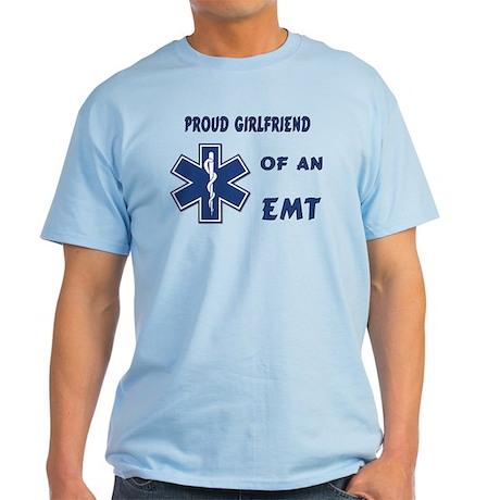 EMT Girlfriend Light T-Shirt