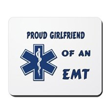 EMT Girlfriend Mousepad