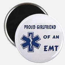 EMT Girlfriend Magnet