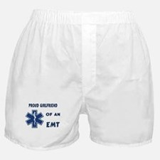 EMT Girlfriend Boxer Shorts