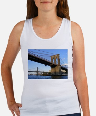 Cute Times square new york city Women's Tank Top